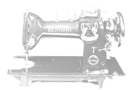 Bernina vintage machine