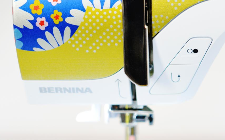 Bernina 350 Limited edition quilting sewing machine by Cotton and Steel, Hello Lovely