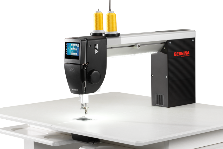 Bernina Q20 Sit-Down machine