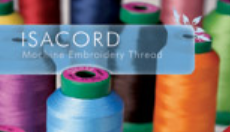 Isacord thread 1